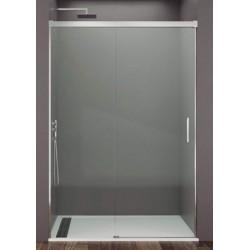 Mampara de ducha Basic fijo + corredera