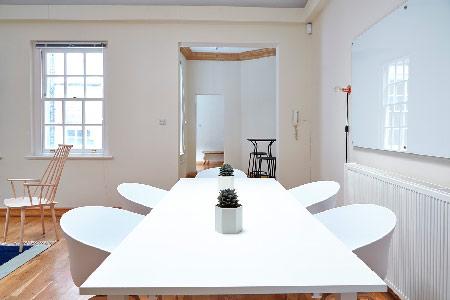 muebles a medida salón